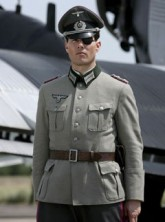 Marie Claire Celebrity news: Tom Cruise in character as Col. Claus von Stauffenberg