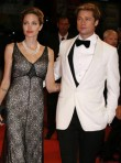 Marie Claire celebrity photos: Venice Film Festival, Angelina Jolie and Brad Pitt at the premiere of The Assasination of Jesse James