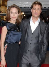 Marie Claire celebrity pictures: Brad Pitt and Angelina Jolie