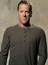 Marie Claire Celebrity news: Kiefer Sutherland, Jack Bauer from 24