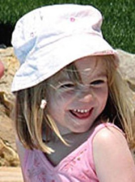 Madeleine McCann Latest Picture