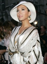 Marie Claire celebrity photos: Jennifer Lopez, New York Fashion Week