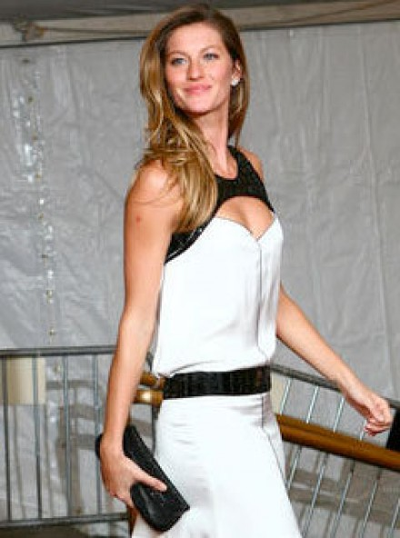 Gisele speaks out against the Catholic church
