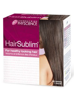 Laboratoire Physcience Hair Sublim