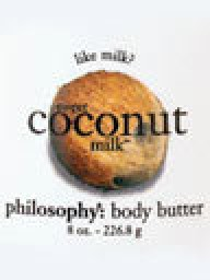 Marie Claire Beauty: Philosophy coconut body butter