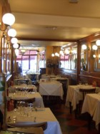 Marie Claire restaurant reviews: Le Bouchon