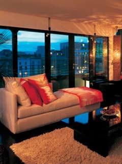 The Morrison hotel penthouse, Dublin