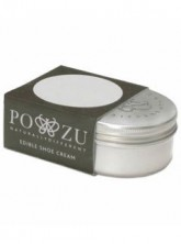 Po-zu's edible shoe cream