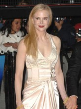 Nicole Kidman at the Golden Compass premiere