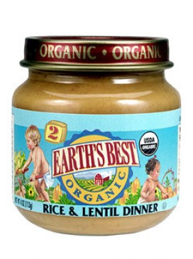 Marie Claire Health news: Earth's best baby food