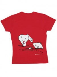 Fairtrade cotton t-shirt by Pantone 359