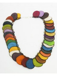Leju Flor necklace