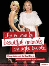 Marie Claire news: PeTA launch new ad campaign