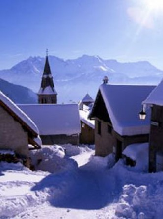 10 Best Skiing Holidays: Alpe d'Huez, France