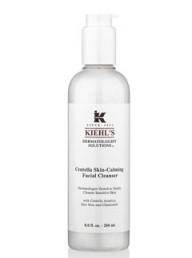 Kiehl's Centella skin calming facial cleanser