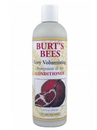 Burt's Bees Very Volumizing Pomegranate and Soy conditioner