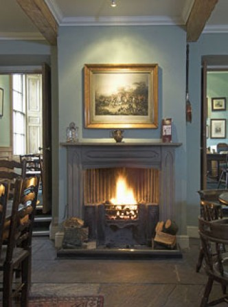 Inn at Whitewell, Lancashire