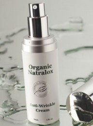 Organic Natralox Anti-Wrinkle Cream