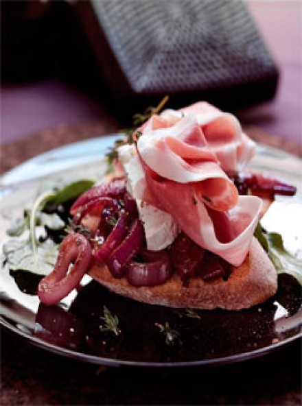 Cranberry Red onion