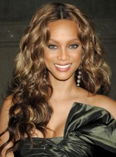 Marie Claire celebrity news: Tyra banks