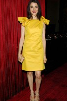 marie Claire celebrity photos: Rachel Weisz, Anna Wintour dinner in honour of Roger Federer, New York