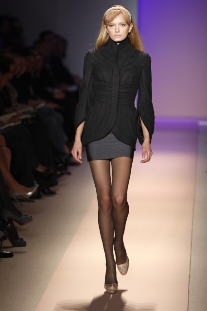 Marie Claire Fashion: New York Fashion Week, Herve Leger by Max Azria, A/W 2008