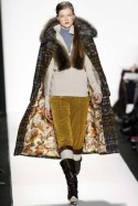 Marie Claire Fashion: Carolina Herrera - NY Fashion Week A/W 2008 - Gallery