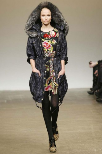 Marie Claire Fashion: Matthew Williamson - A/W 2008, NY Fashion Week