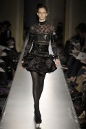 Marie Claire Fashion: Biba A/W 2008, London Fashion Week