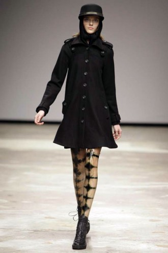 Marie Claire Fashion: Emma Cook A/W 2008, London Fashion Week