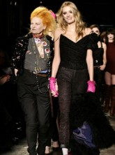 Marie Claire Fashion: London Fashion Week, Vivienne Westwood