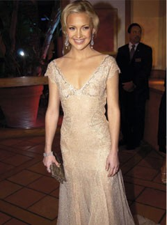 Kate Hudson at the 2003 Oscars