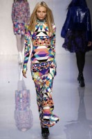 Marie Claire Fashion: Pucci A/W 2008. Milan Fashion Week