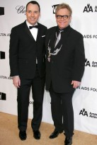 Marie Claire Red Carpet: Elton Johns Oscar Party 2008