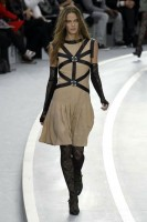 Marie Claire Fashion: Paris Fashion Week, Chanel A/W 2008