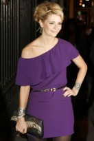 Marie Claire celebrity photos: Paris Fashion Week, Mischa Barton