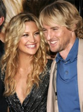 Kate Hudson and Owen Wilson