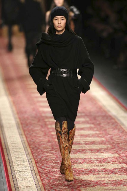 Marie Claire Fashion: Paris Fashion Week, Herm&egrave;s A/W 2008