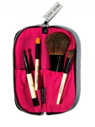 Bobbi Brown Pink Raspberry Mini Brush Kit
