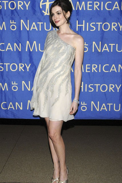 Marie Claire celebrity photos: The Winter Dance, Anne Hathaway