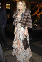 Marie Claire celebrity photos: Winter Dance, Mary-Kate Olsen