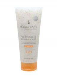 The Santuary Moisturising Butter Scrub