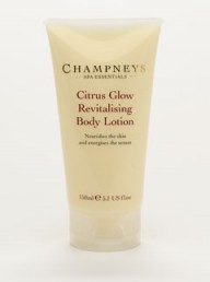 Champneys Citrus Glow Revitalising Body Lotion