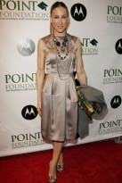 Marie Claire celebrity photos: Point Foundation honors, Sarah Jessica Parker