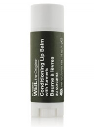 Dr. Weil for Origins Turmeric Lip Balm