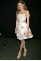 Eva Mendes at ComicCon, Jacob Javits Center, New York,