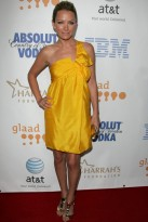 Becki Newton at the 19th GLAAD Media Awards at the Kodak Theatre in LA