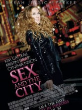 Sex and the City: The Movie poster