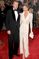 Marie Claire celebrity photos: David and Victoria Beckham, Costume Institute Gala 2008