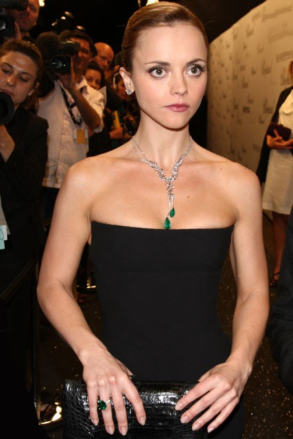 Marie Claire celebrity photos: Cannes Film Festival 2008, Chopard party, Christine Ricci